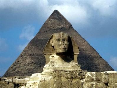 Pirámide y Esfinge de Giza