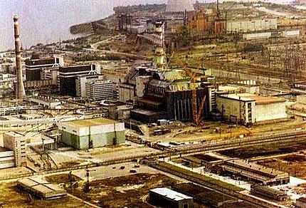 Compartiendo la Red: Chernóbil en Cuarto Milenio