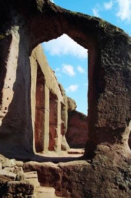 Etiopía, un reino cristiano al sur del Islam