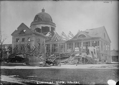 Explosión de Halifax Hfxexp