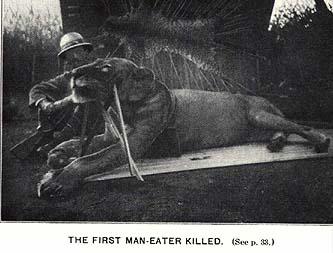Río Tsavo, comedores de hombres Tsavo2