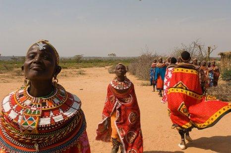Umoja, donde las mujeres mandan 13