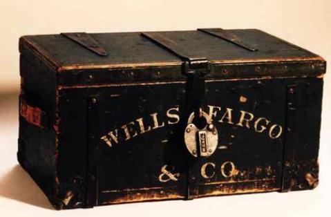 El tesoro del jefe apache Victorio Wellsfargobox1