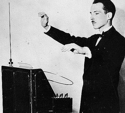 Sergeyevich Termen y su música fantasmal Theremin1